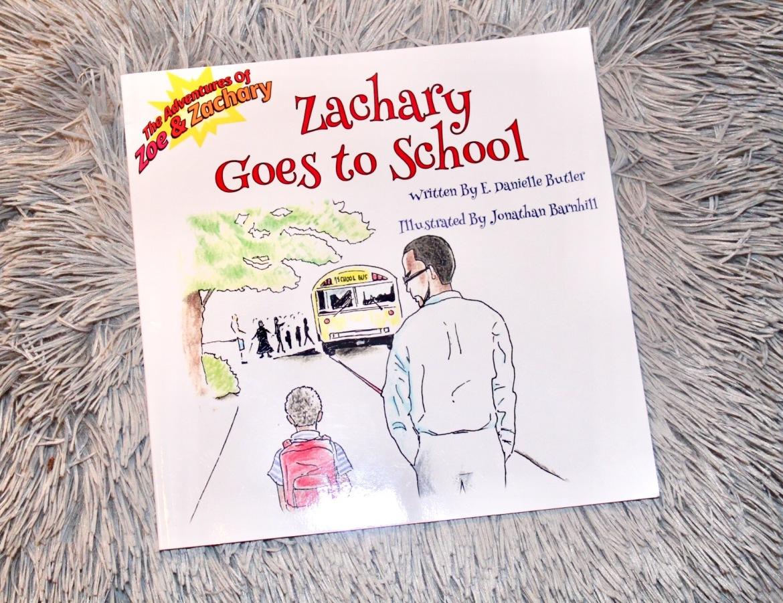 Zachary Goes to school 2